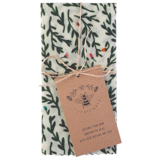 Beeswax Wrap Large Single