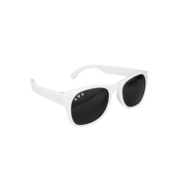 Toddler Shades - White Ice Ice Baby