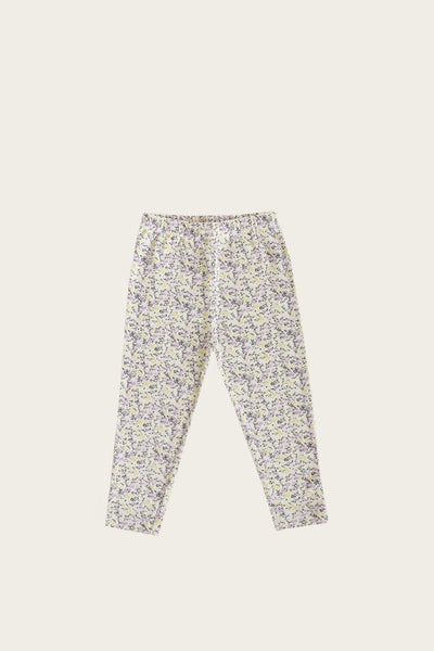 Jamie Kay - Organic Cotton Leggings - Summer Floral