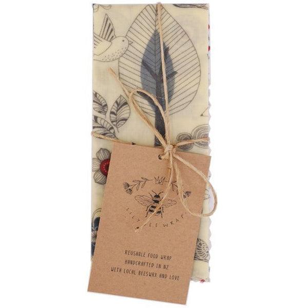 Beeswax Wrap Medium Single