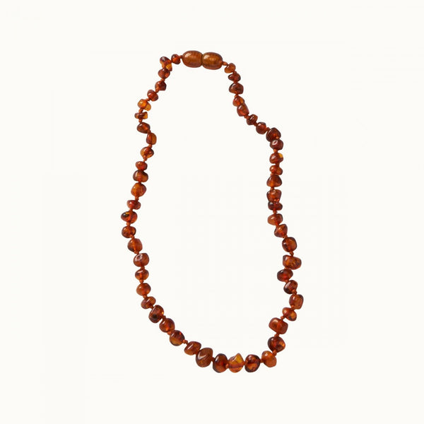 Amber Necklace - Teething Beads