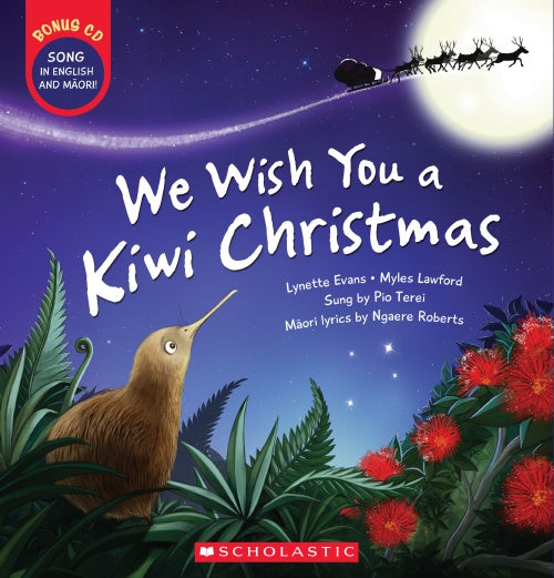 We Wish You A Kiwi Christmas