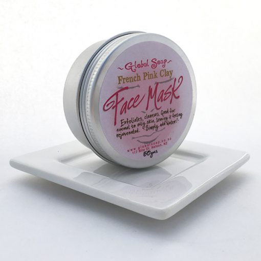 Clay Mask - Red