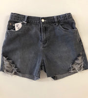 Re:Love It Ripped Shorts Girls 9-14