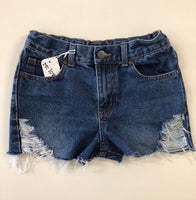 Re: Love It Ripped Shorts Girls 2-8