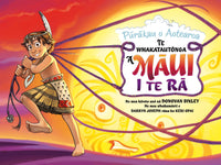 Tales of Aotearoa - How Maui Slowed the Sun