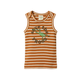 Nature Baby - Cotton Singlet - Save the Frogs