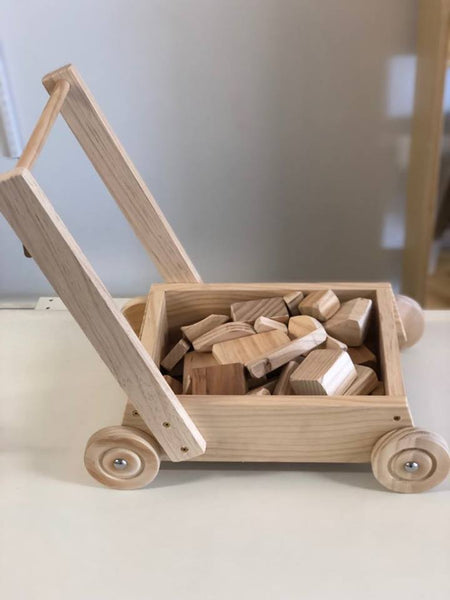 Baby Walker & Blocks