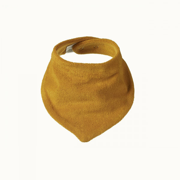 Nature Baby - Terry Triangle Bib - 3 Colours