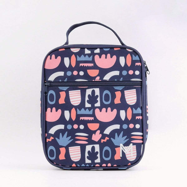Montii - Insulated Lunch Bag Bloom