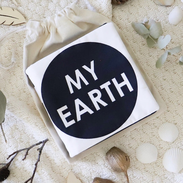 Luxe Soft Books - My Earth
