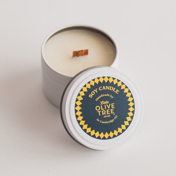 Scented Travel Candle Medium