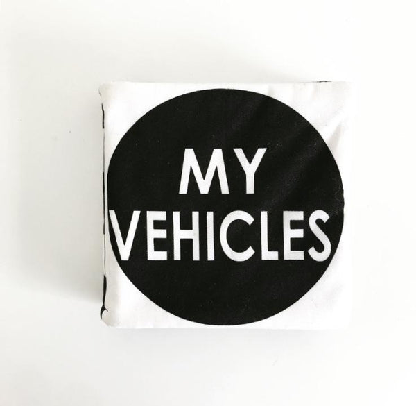 Luxe Soft Books - My Vehicles