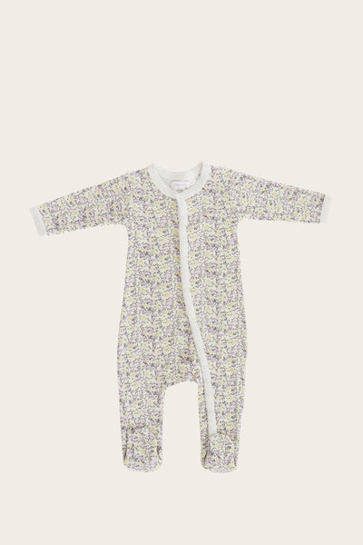 Jamie Kay - Organic Cotton Onepiece - Summer Floral