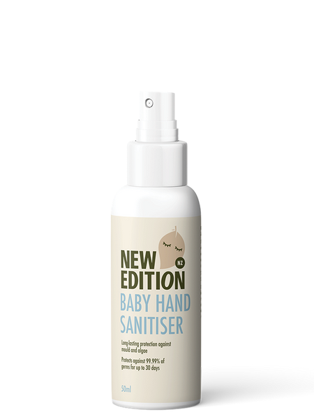 New Edition NZ - Baby Sanitiser 50ml