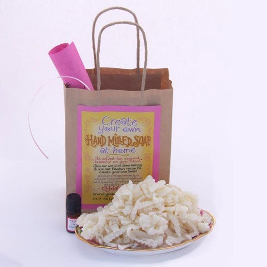 Hand Milled Soap Making Kit