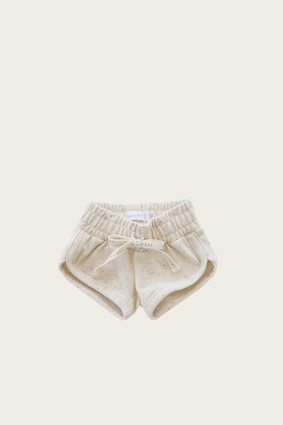 Jamie Kay - Fleck Ivy Shorts - Honey