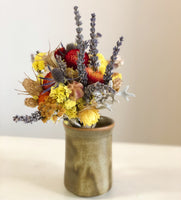 Mini Dried Flower Bouquets