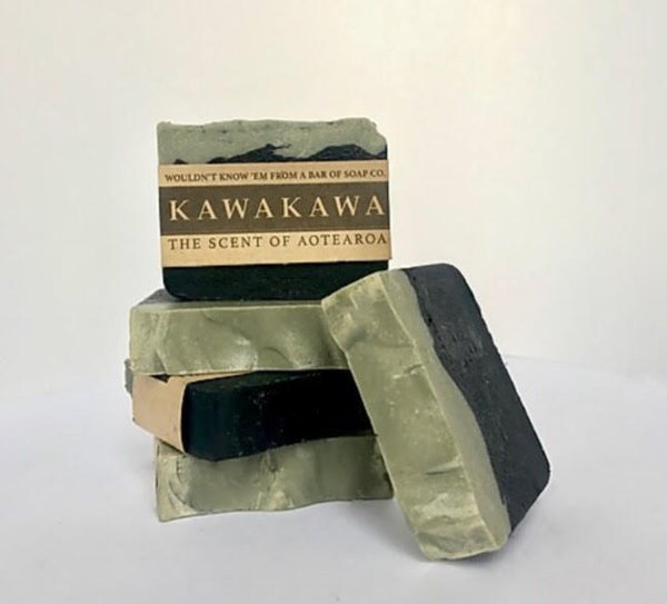 Wouldn't know em - Kawakawa Soap Bar
