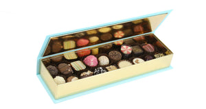 Danieli Long Presentation Box - 18 chocolates