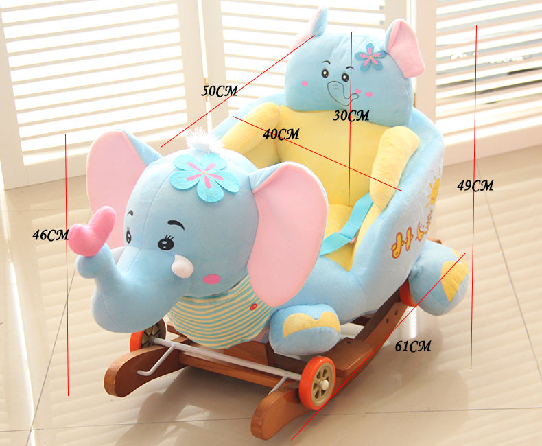 Fantastic Stroller Toys Childrens Rocking Horse Elephant Rocking Horse Childrens Rocking Chair Toy Gmtry Best Dining Table And Chair Ideas Images Gmtryco