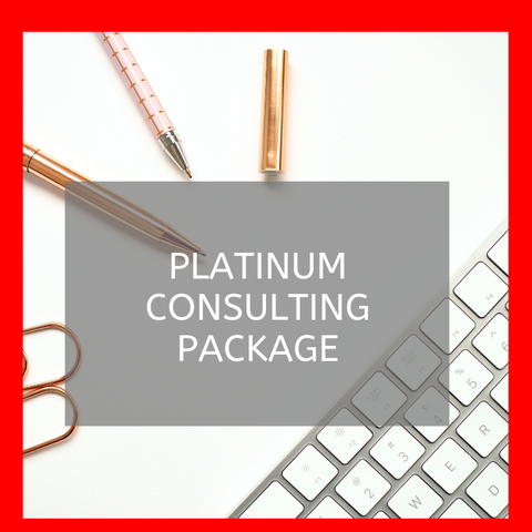Platinum Consulting Package