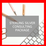 Sterling Silver Consulting Package