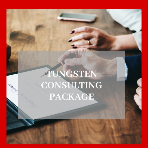 Tungsten Consulting Package
