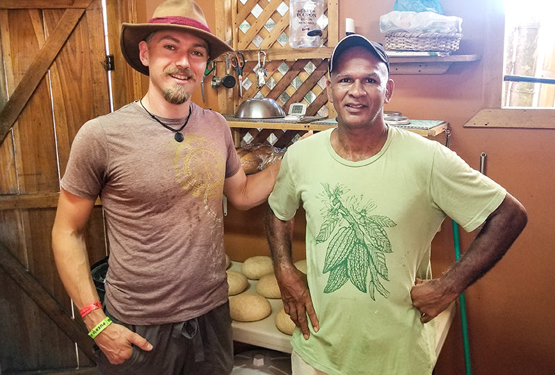Daniel South: The Man (and Farm) Behind Our Caribbean Cacao