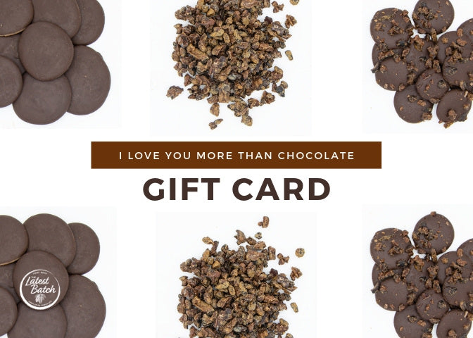 The Latest Batch Gift Card