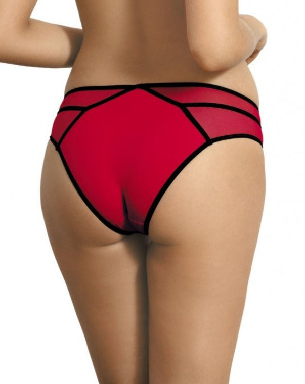 Cueca duplo tulle Dolce