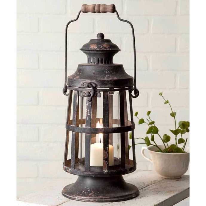Curtis Island Candle Lantern - Decor Daily Deals