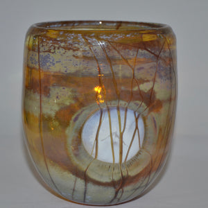 Supermoon Open Vase