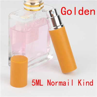 Portable Perfume Bottle With Spray