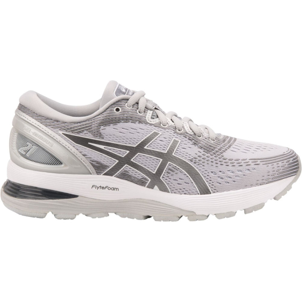 ASICS | MENS GEL-NIMBUS 21 GREY