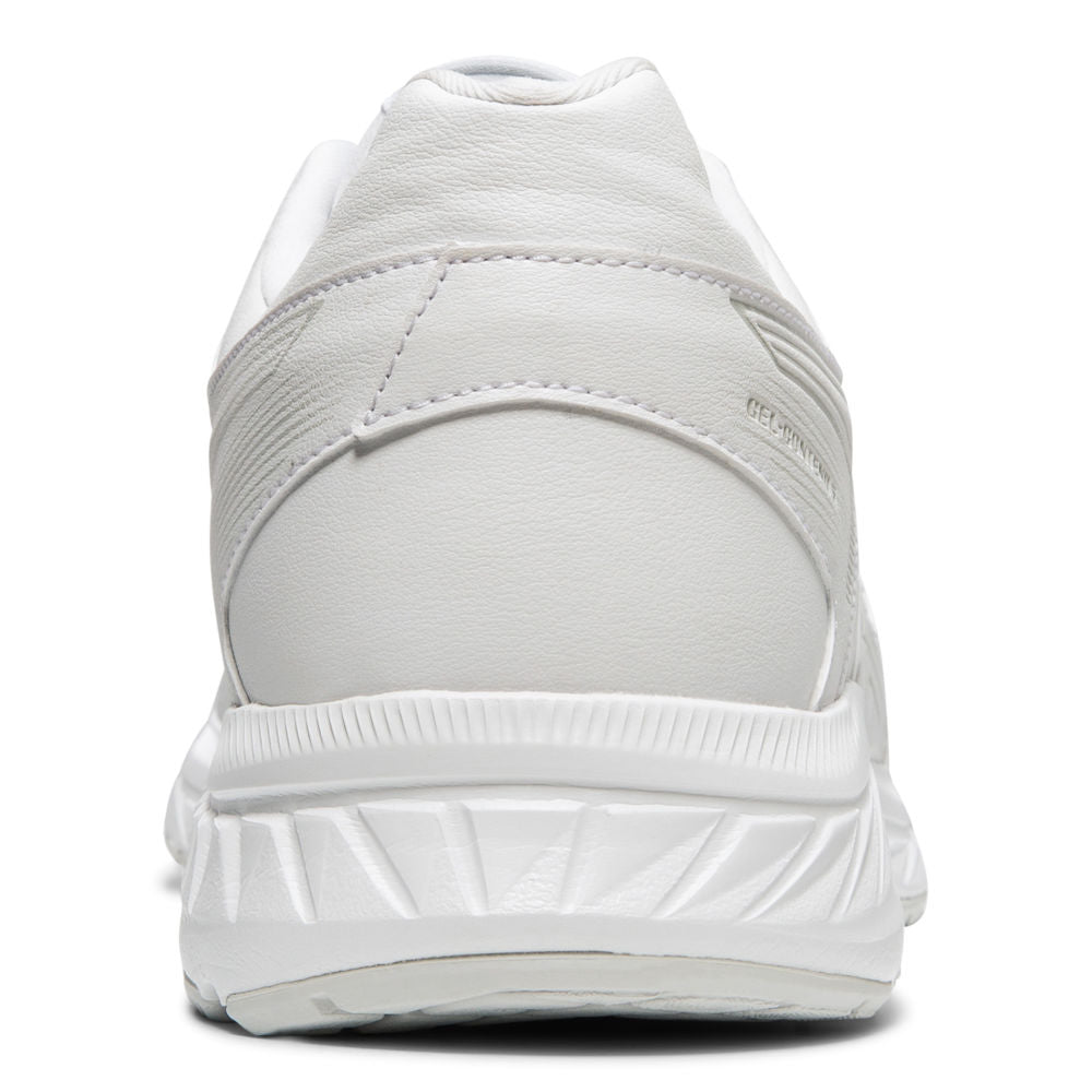 ASICS | MENS GEL-CONTEND 5 SL WHITE