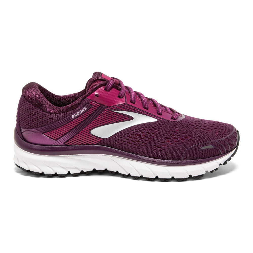 BROOKS | WOMENS ADRENALINE GTS 18 PURPLE