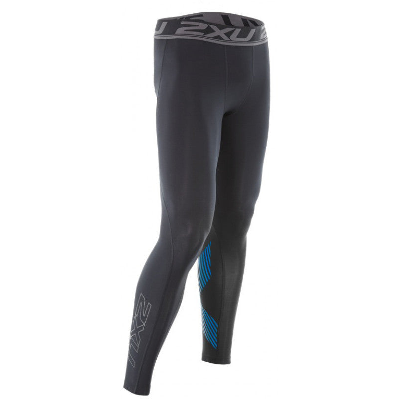 2XU | MENS FULL LENGTH ACCELERATE COMPRESSION TIGHTS