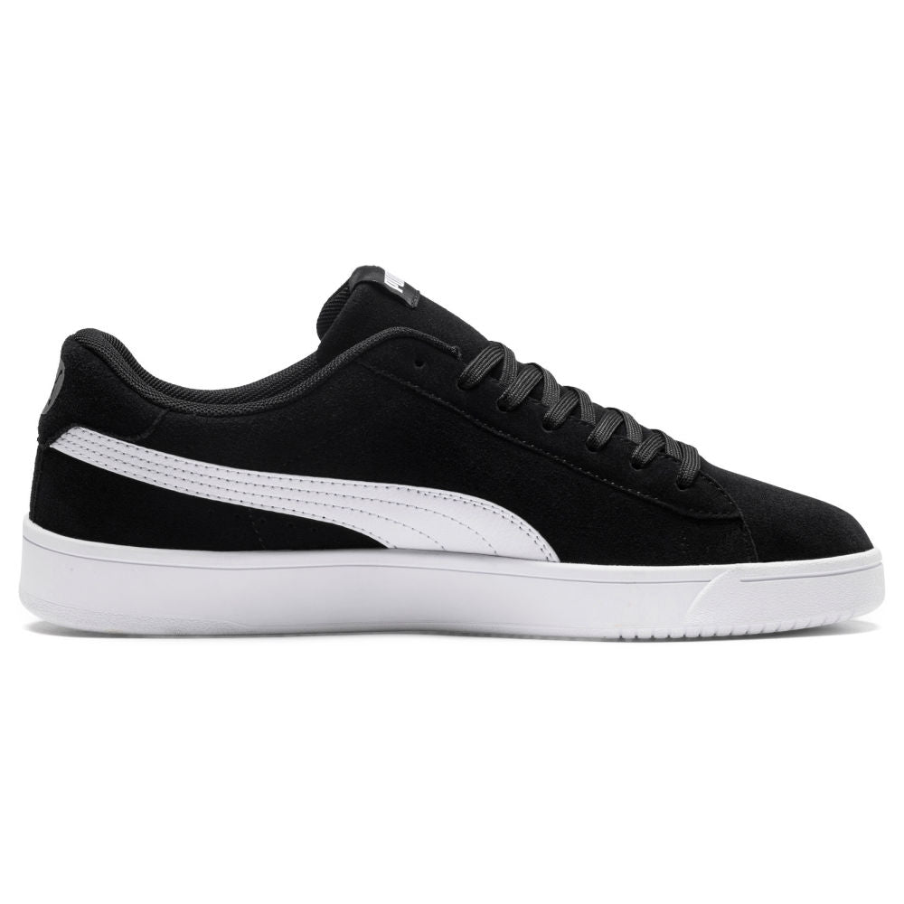 PUMA | MENS COURT BREAKER DERBY BLACK/WHITE