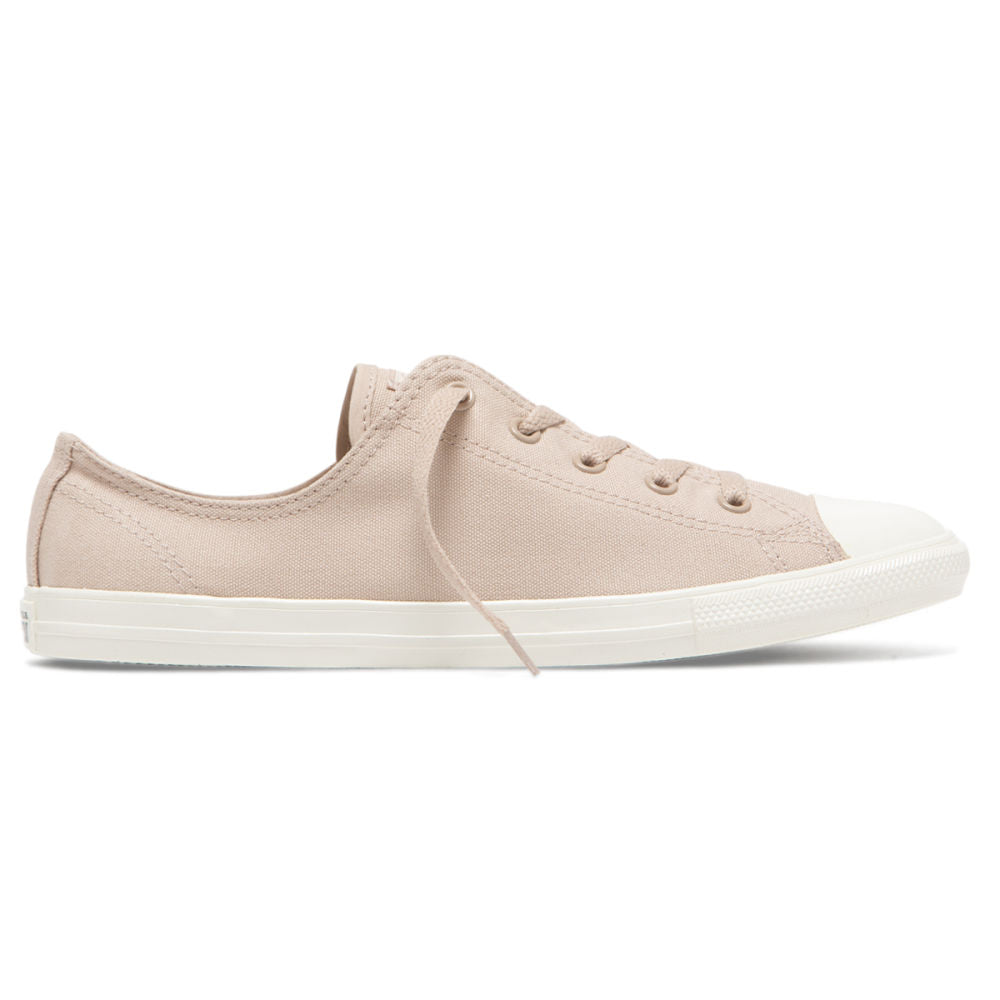 CONVERSE | WOMENS CT ALL STAR DAINTY OX (PARTICLE BEIGEEGRETEGRET)