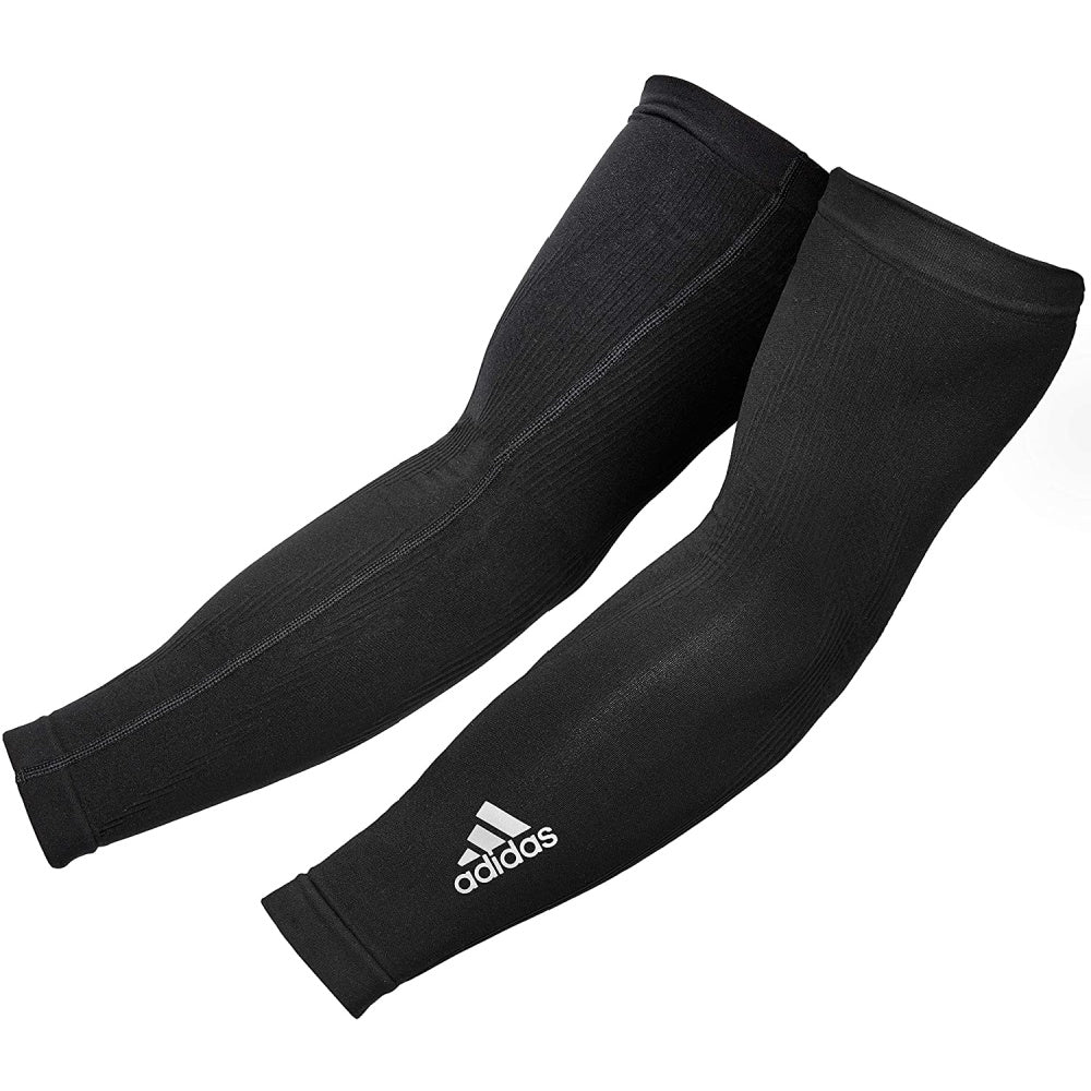 ADIDAS | UNISEX COMPRESSION ARM SLEEVES BLACK