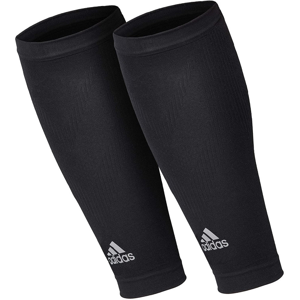 ADIDAS | UNISEX COMPRESSION CALF SLEEVES BLACK