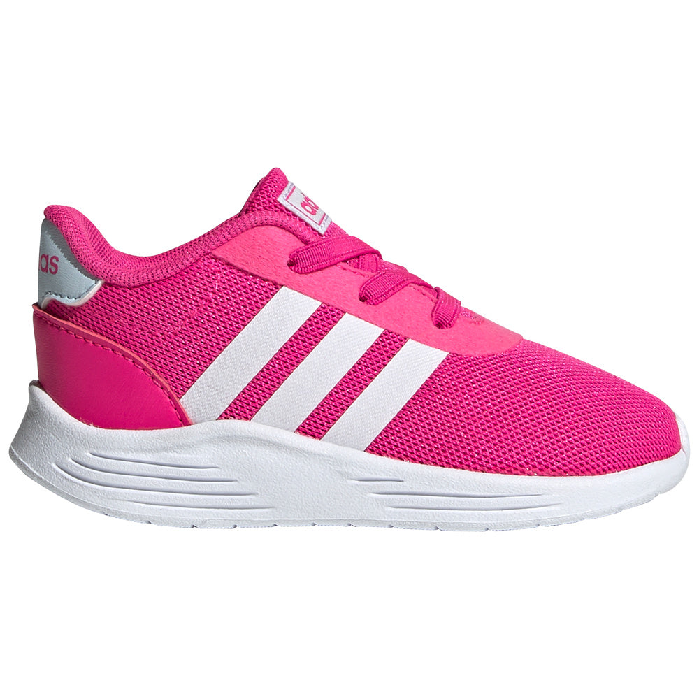 ADIDAS | INFANT LITE RACER 2.0 PINK/WHITE