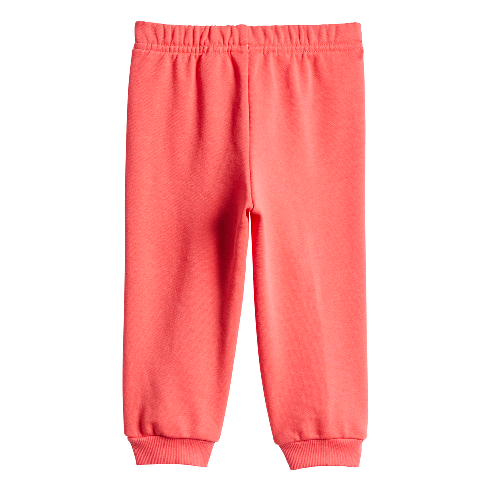 ADIDAS | INFANT LINEAR FRENCH TERRY JOGGER SET PINK