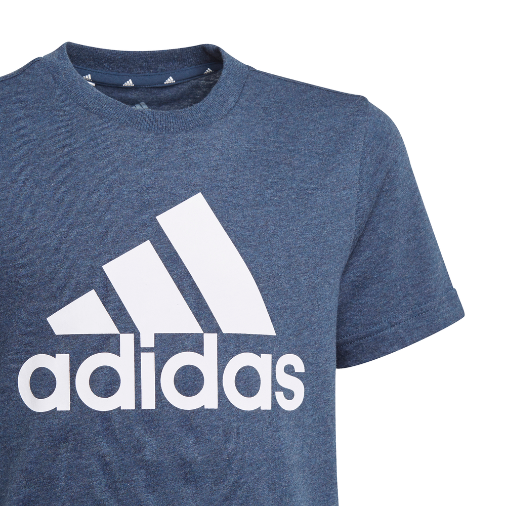 ADIDAS | YOUTH BOYS ESSENTIALS TEE (CREW NAVY/WHITE)
