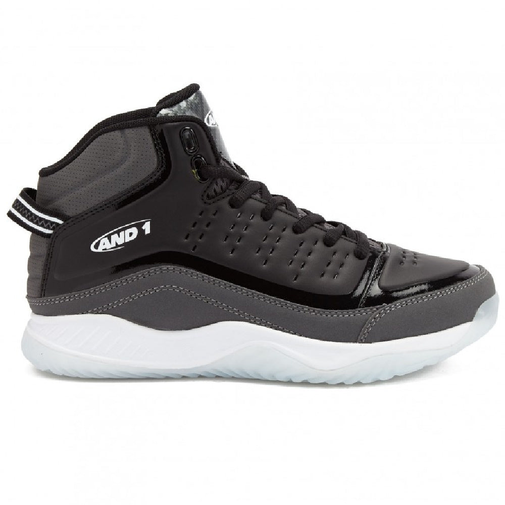 AND1 | KIDS PULSE 2.0 JUNIOR BLACK/CASTLEROCK