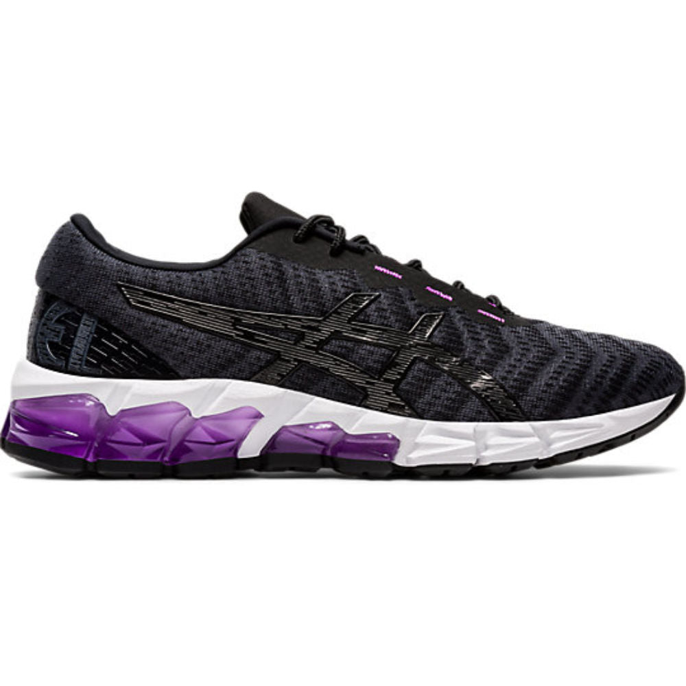 ASICS | WOMENS GEL-QUANTUM 180 5 (BLACK/PURPLE)