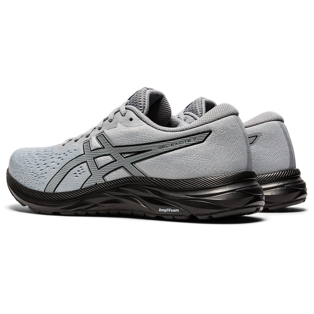 ASICS | MENS GEL-EXCITE 7 GREY/BLACK