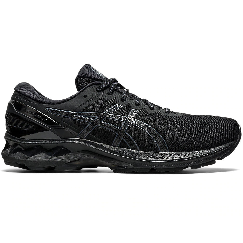ASICS | MENS GEL-KAYANO 27 BLACK/BLACK