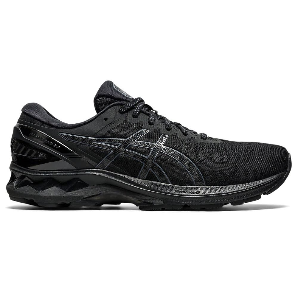 ASICS | WOMENS GEL-KAYANO 27 (BLACK/BLACK)